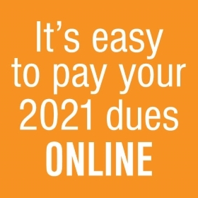 Pay Your 2021 Dues
