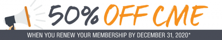 Active members: Pay 2021 Dues by 12/31/20 for Renewal Gift