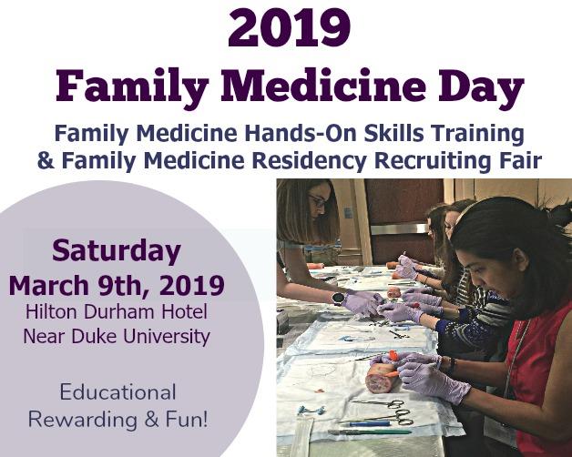 Family Medicine Day | NCAFP